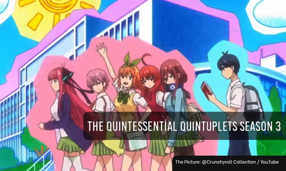 The Quintessential Quintuplets Season 3