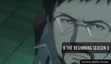 b the beginning season 3