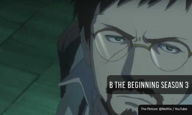 b the beginning season 3