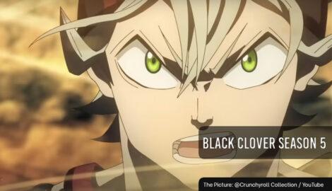 black clover season 5