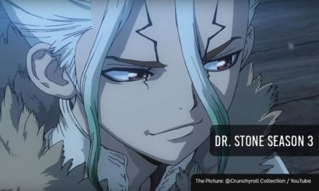 dr stone season 3