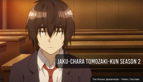 Jaku-Chara Tomozaki-kun season 2