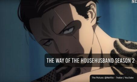 The Way of the Househusband season 2