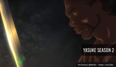 yasuke season 2