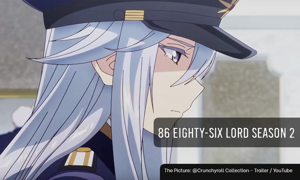 86 eighty six season 2