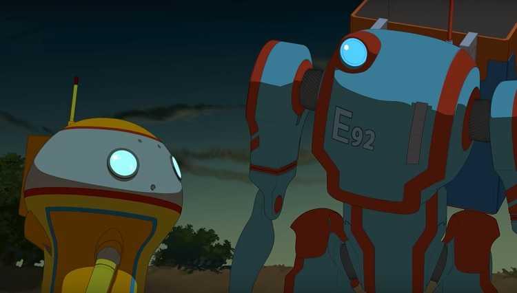 eden robots