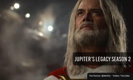 jupiter's legacy season 2