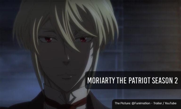 Moriarty the Patriot season 2