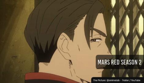 mars red season 2