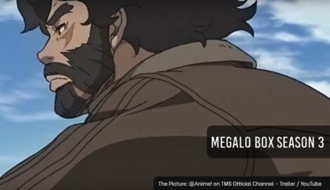 megalo box season 3