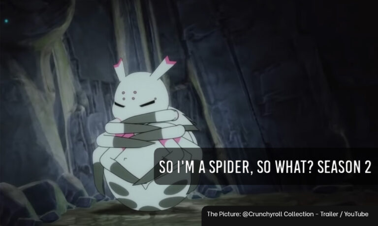 so i am a spider so what second season