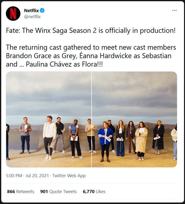 Netflix renewal