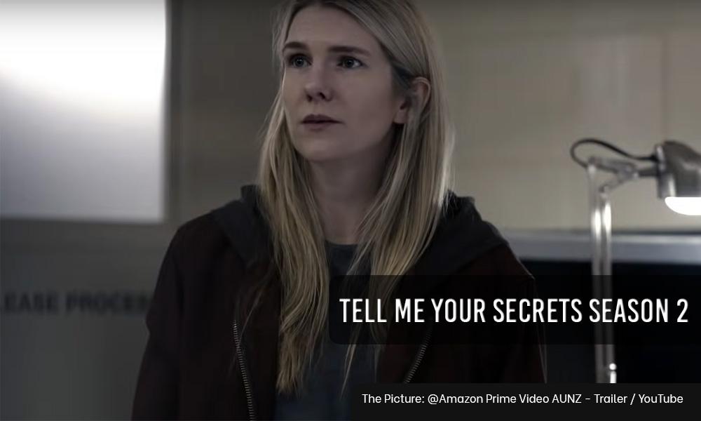 Tell Me Your Secrets Season 2