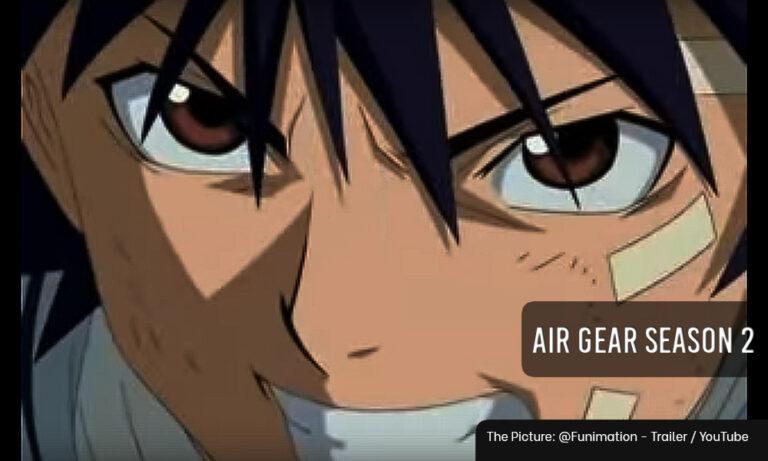 air gear season 2