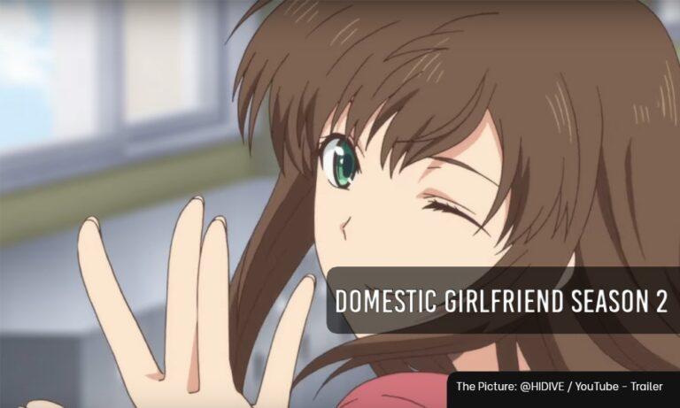 domestic girlfriend season 2