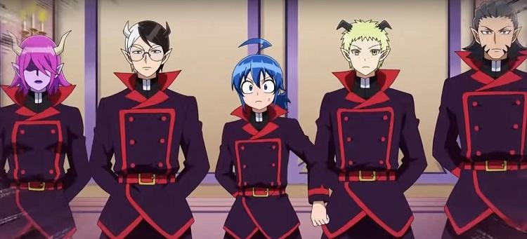 Welcome to Demon School Iruma-kun