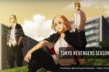 tokyo revengers season 2